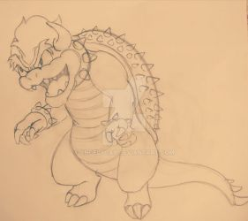 Bowser 3.0 ANGYXD! by angelycax