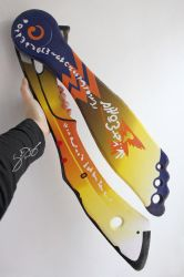 Hope Estheim's Airwing/Boomerang by yueki