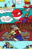 HG Nuzlocke : 67 by SaintsSister47