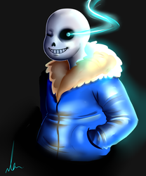 Sans by Hush-Dont-Breath