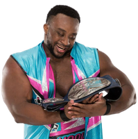Big E SD Live Tag Team Champion by NuruddinAyobWWE