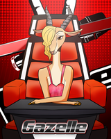Gazelle as your coach! by coDDRy