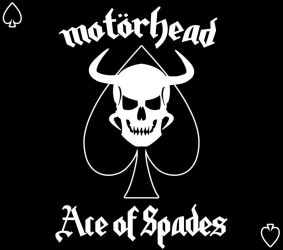 Custom Album Cover: Motorhead - Ace of Spades by rubenick