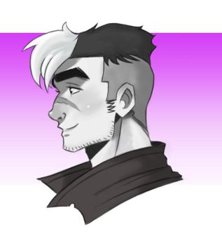 Shiro by Fawkes29
