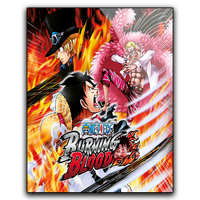 One Piece Burning Blood by Mugiwara40k