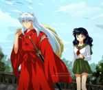Inuyasha Manga Chapter 27 - He did wait for me by Cati-Art