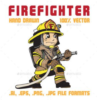 Firefighter by freedezigner