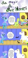 ::The Magic of Bare Hooves:: MLP FiM by Thildou-chan