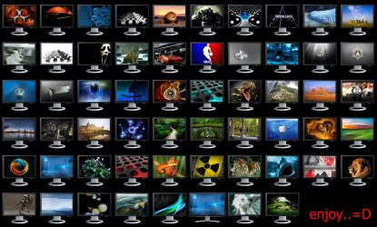 My Pc 58 Pack Icons by X3RG10