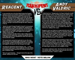 Tournament Match 42- Reagent vs Andy Valdric by Dreamkeepers