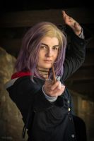 Nymphadora Tonks Cosplay IV. by mo-s-art