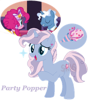 Party Popper 2018 by SuperRosey16
