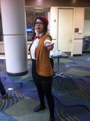 Megacon 2013: Eleventh Doctor by the-iron-sea