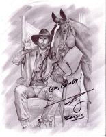 Brisco County SIGNED by superchickenn123