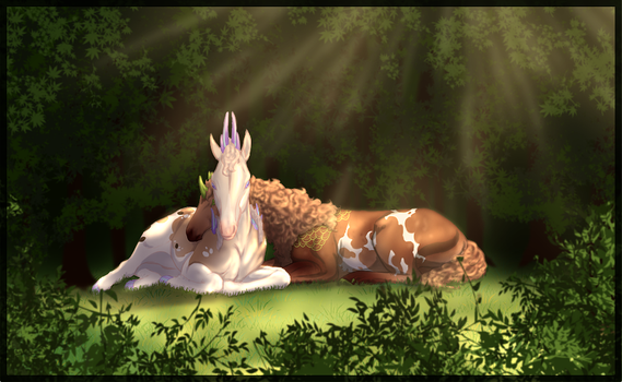 [Completed YHH] Tuckered Out by Razalin