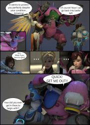 OW Comic - Space Issues by Auctus177