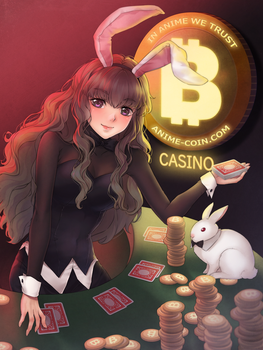 Ani-coin Casino [Commission] by mmidori31