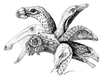 Theropod Herbivores by Qilong