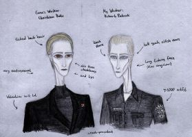 Wesker and Wesker by next-president