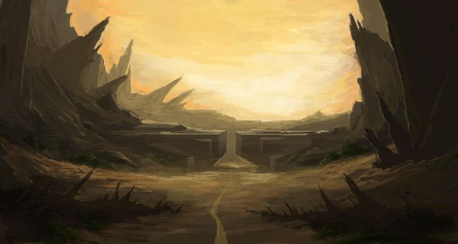 The Old Path by axiom-concepts