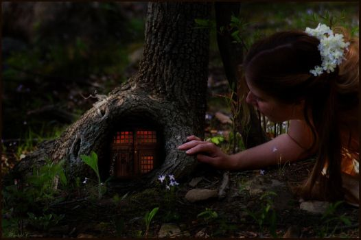The Fairy House by Filmchild