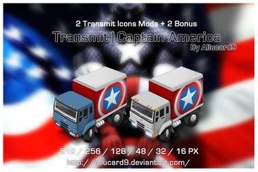 Transmit's Captain America by Allucard9