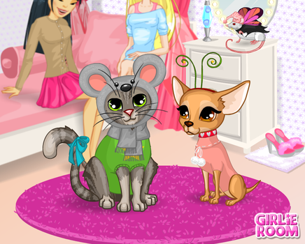 Dressup Our Small Friends1 by frozendreamz09