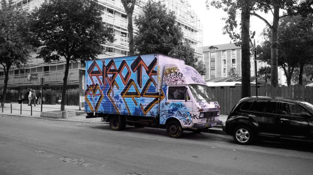 Da Lil' Truck The 17th by Neoalchimiste