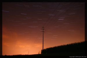 Startrails by D-32