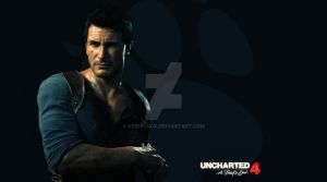 Uncharted 4 - Nathan Drake ~ 2 by Steffi-UCX