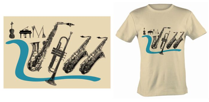 i am jazz tee by mrbobcr