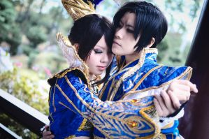 Cao Pi - Dynasty Warriors 7 by roadscream