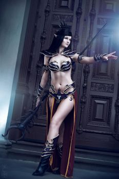 Sorceress by ONE-Photographie