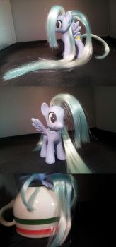My Little Pony Custom: Cloudchaser FOR SALE by Rayne-Is-Butts