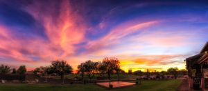Another Johnson Ranch GC Sunset by ian-roberts