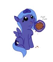Luny cookie nom by SchnabsiX