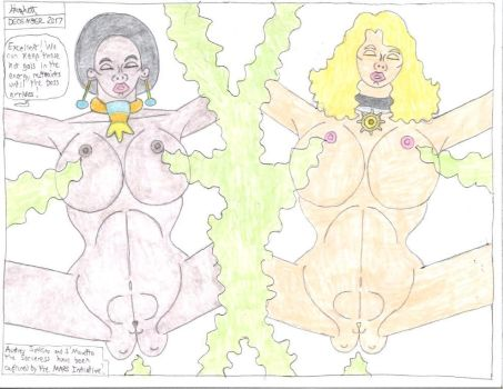 Hot Witchie-Gals In Energy Restraints by gytalf2000
