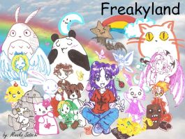 My Freakyland by Minako001