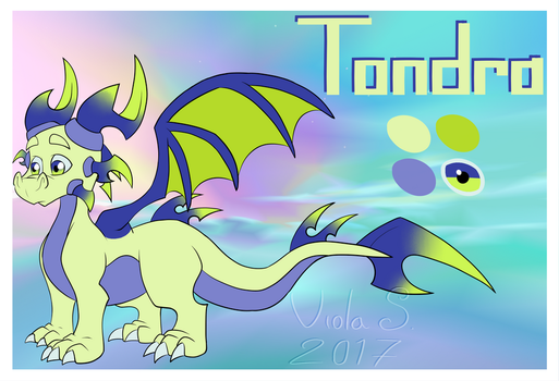 Tondra Ref DONE by Indiana-INDY-Viola