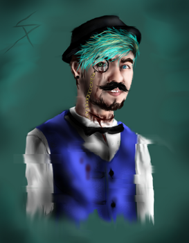 Dapper Jackaboy~ by SpunketPunk