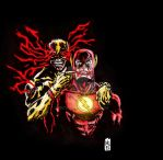 The Flash after Rafael Albuquerque by nic011