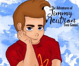 Jimmy Neutron, Teen Genius. by PamFanJN