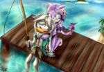 :CE: Back to Summer Paradise with you by Cometshina