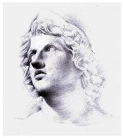 Alexander the Great by SILENTJUSTICE