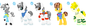 Undertale Themed Adopts|OPEN by StarlightRaven14