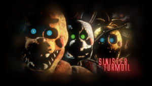 Sinister Turmoil (Wallpaper) by EverythingAnimations