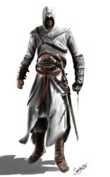 Altair Ibn-La'Ahad by thedeadbee