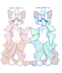 Snoberry-adopt #3-#4(open) by cococolors