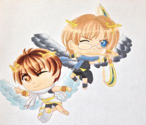Kid Icarus Chuggaaconroy And Protonjonsa Request By Japanindisguise