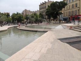 cours juliens new fountain by amitm123